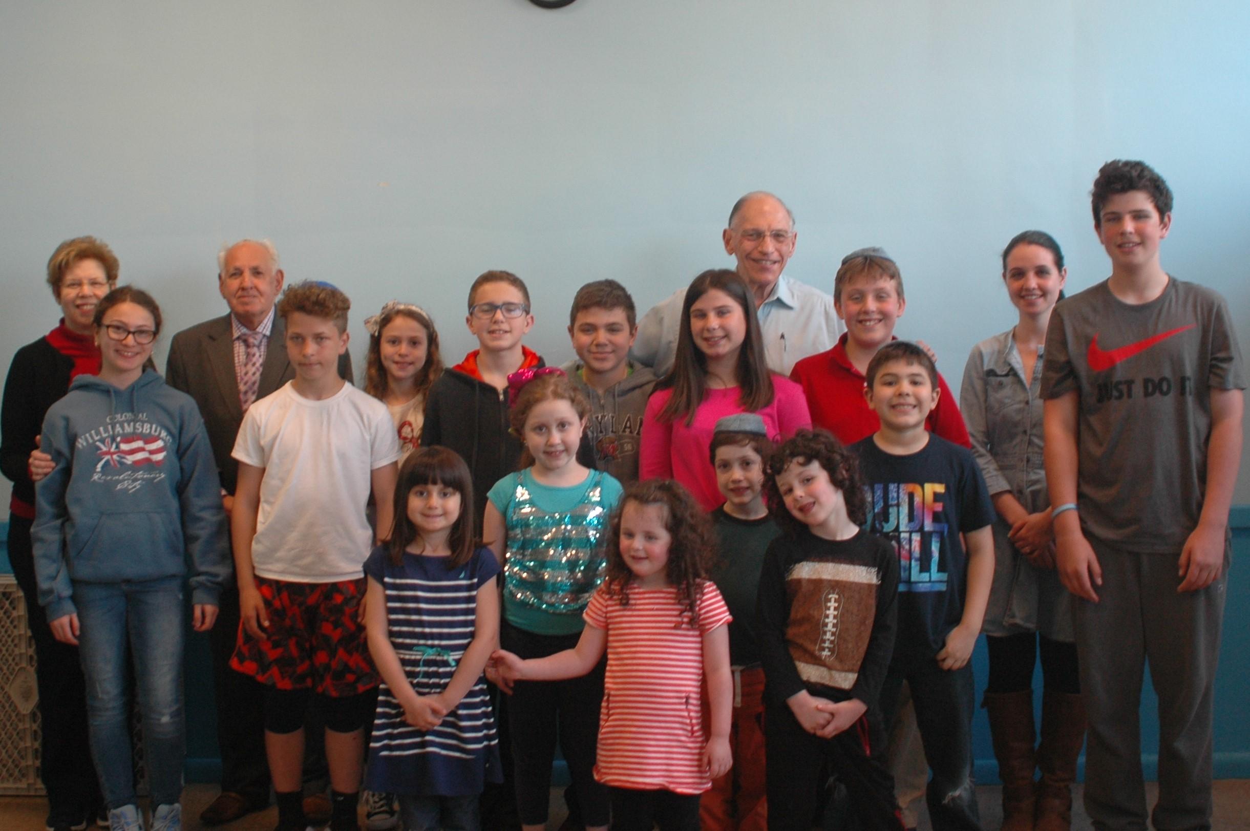 Hebrew school 2018