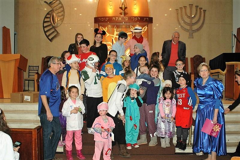 Purim costumes 2017