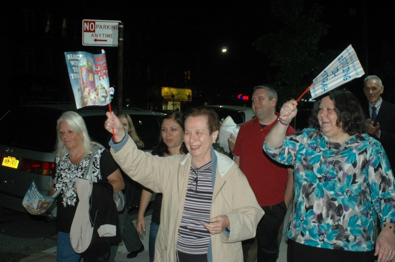 Simhat Torah joy