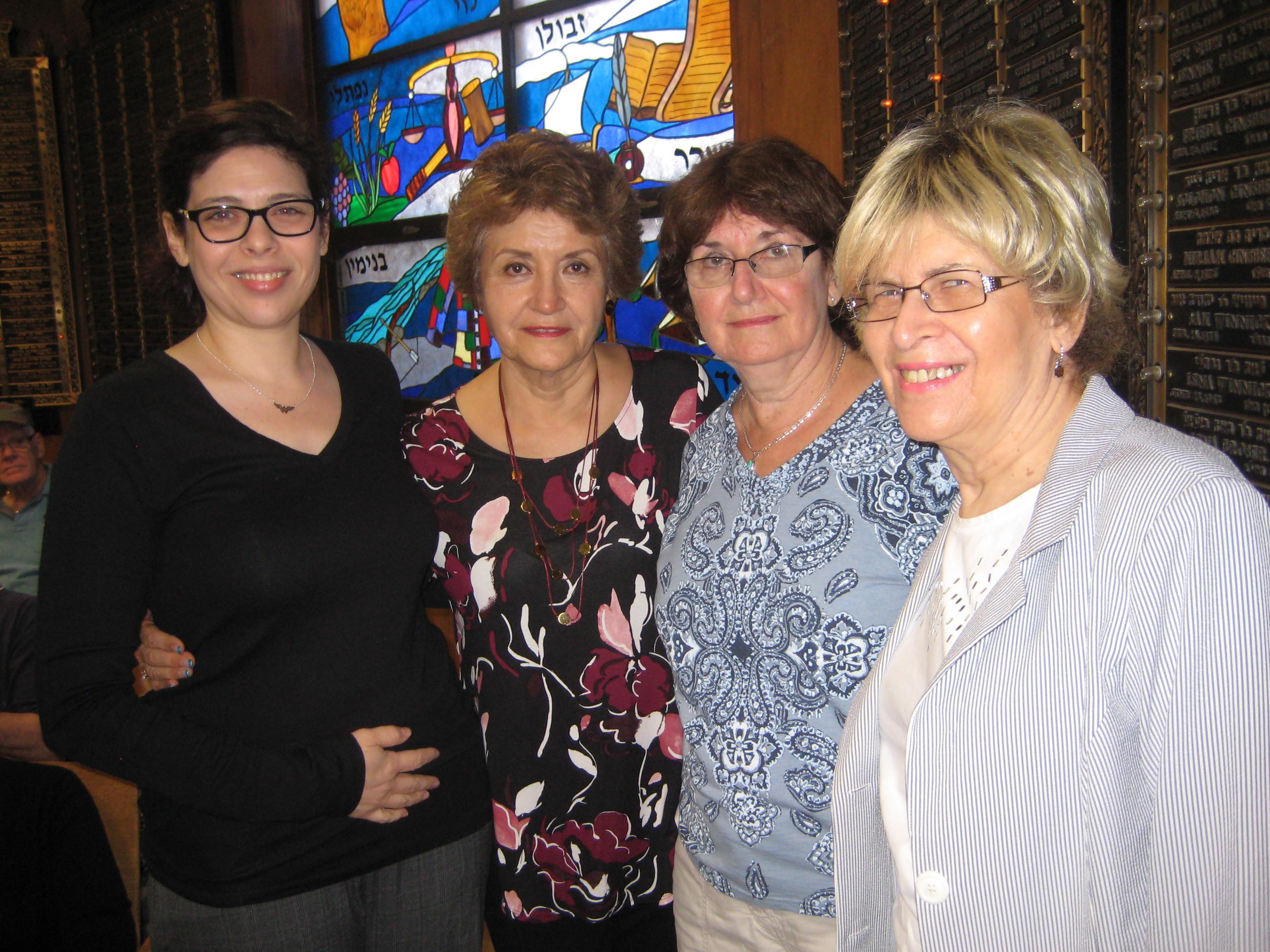 Sisterhood Brunch Speaker Arielle Kane, Esq.
