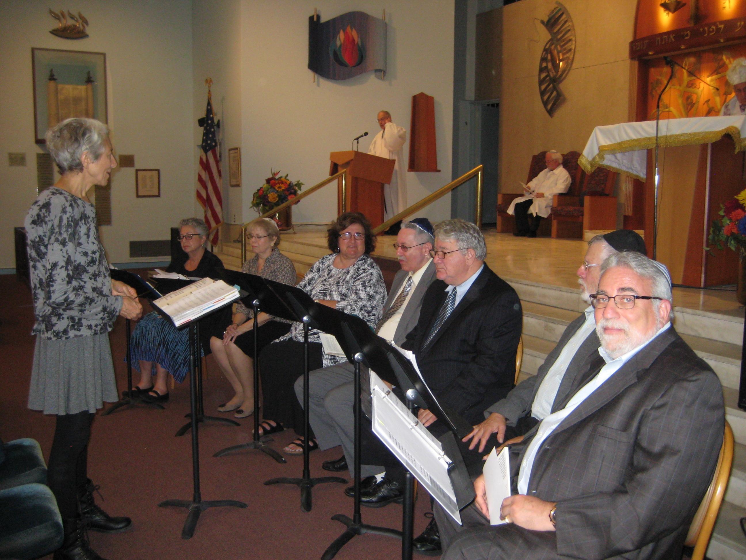 Slichot choir
