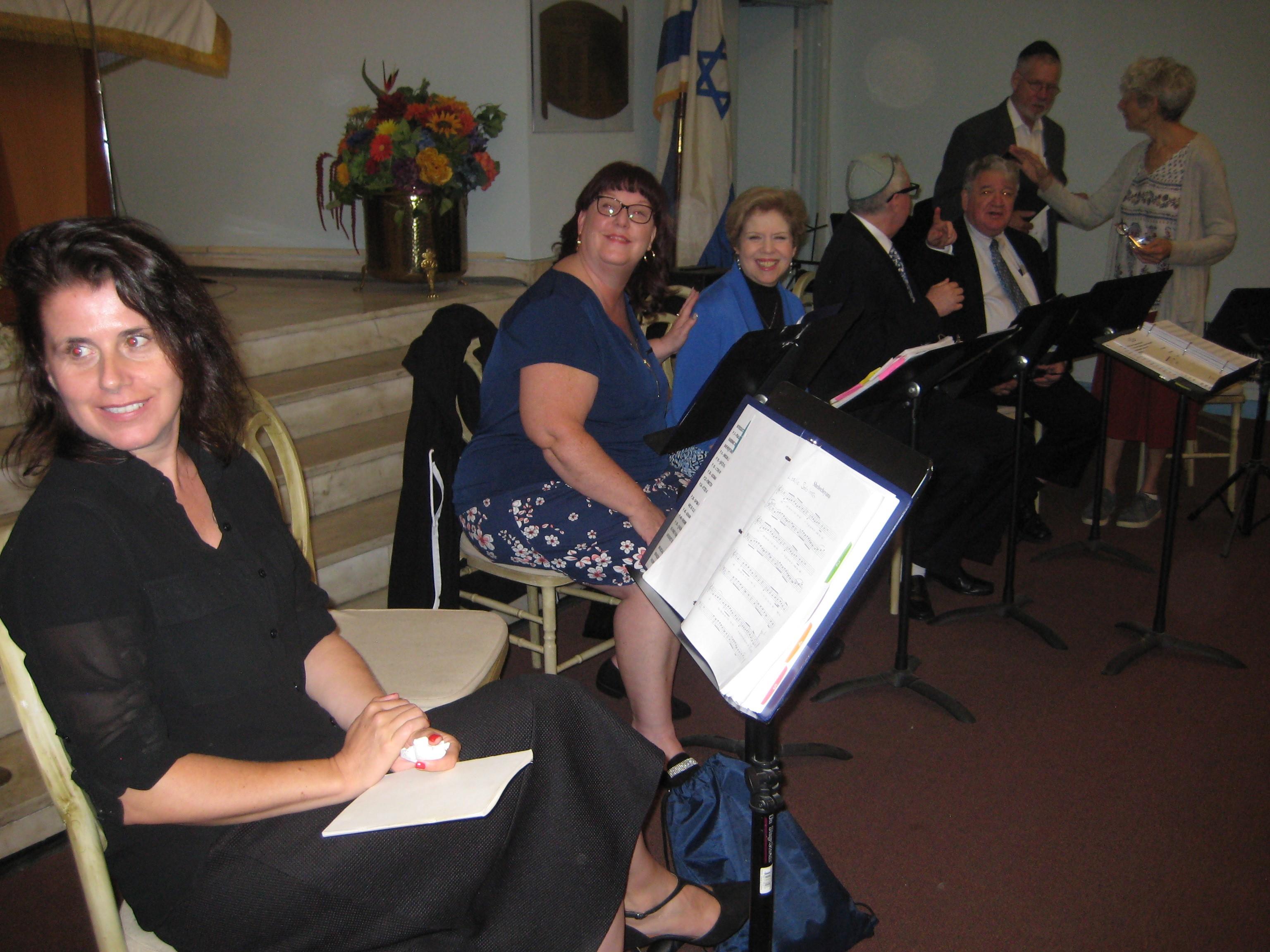 Slihot choir