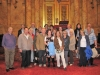 MJC group at the Spanish Portuguese Synagogue